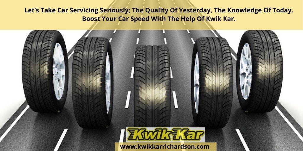Honest & Top Notch Service – Kwik Kar Friendly, Honest And Top Notch Service Is Our Main Motive.