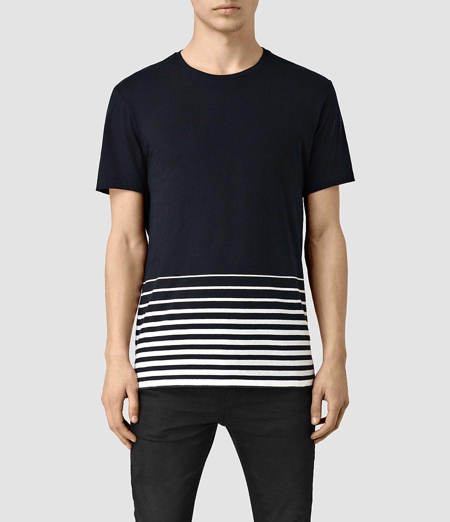 Jay z black t shirt white cross - Allsaints New Arrivals Wrench Crew T Shirt