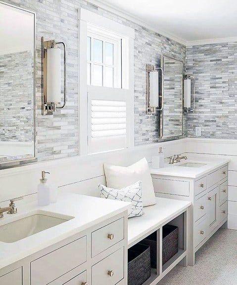 top 70 best bathroom vanity ideas unique vanities and on custom bathroom vanity plans id=99144