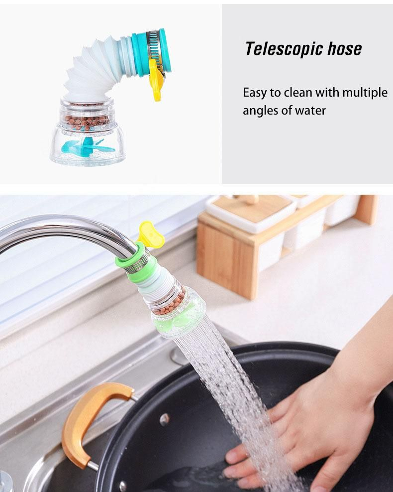 360 Adjustable Flexible Kitchen Faucet Tap Extender Splash Proof Water Filter Outlet Head Water Saving Sprayer Fil In 2020 Kitchen Faucet Water Filter Tap Water Filter