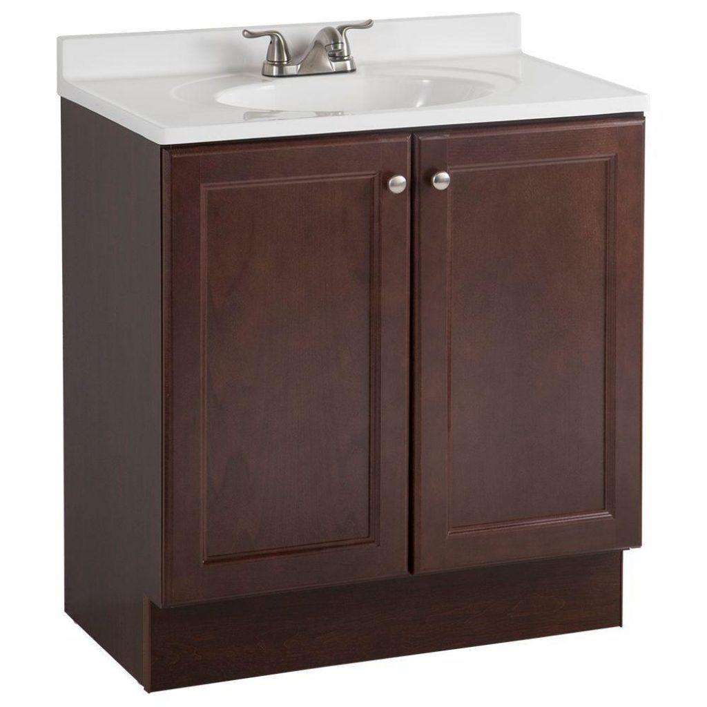 All In One Bathroom Vanity