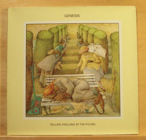 GENESIS-Selling-England-by-the-Pound-mint-minus-Vinyl-LP-I-know-what-i-like