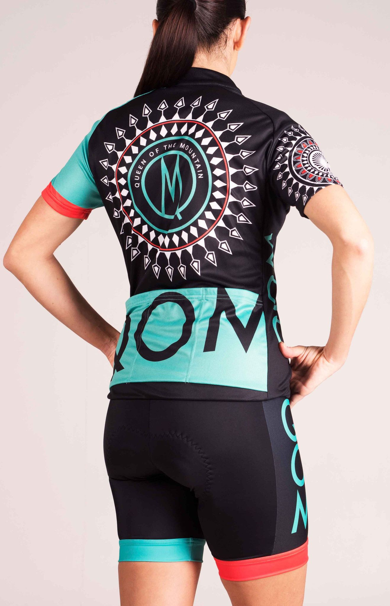 Cycling Wear Queen Of The Mountain Women 39s Cycling Apparel And T Shirts