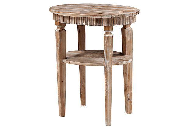 Bringham Accent Table On OneKingsLane.com