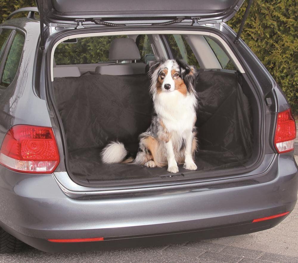 Trixie Protege Coffre Voiture 2 30 X 1 70 M Noir Amazon Fr Animalerie Nos Amis Les Animaux Dogs Car Boot Et Car