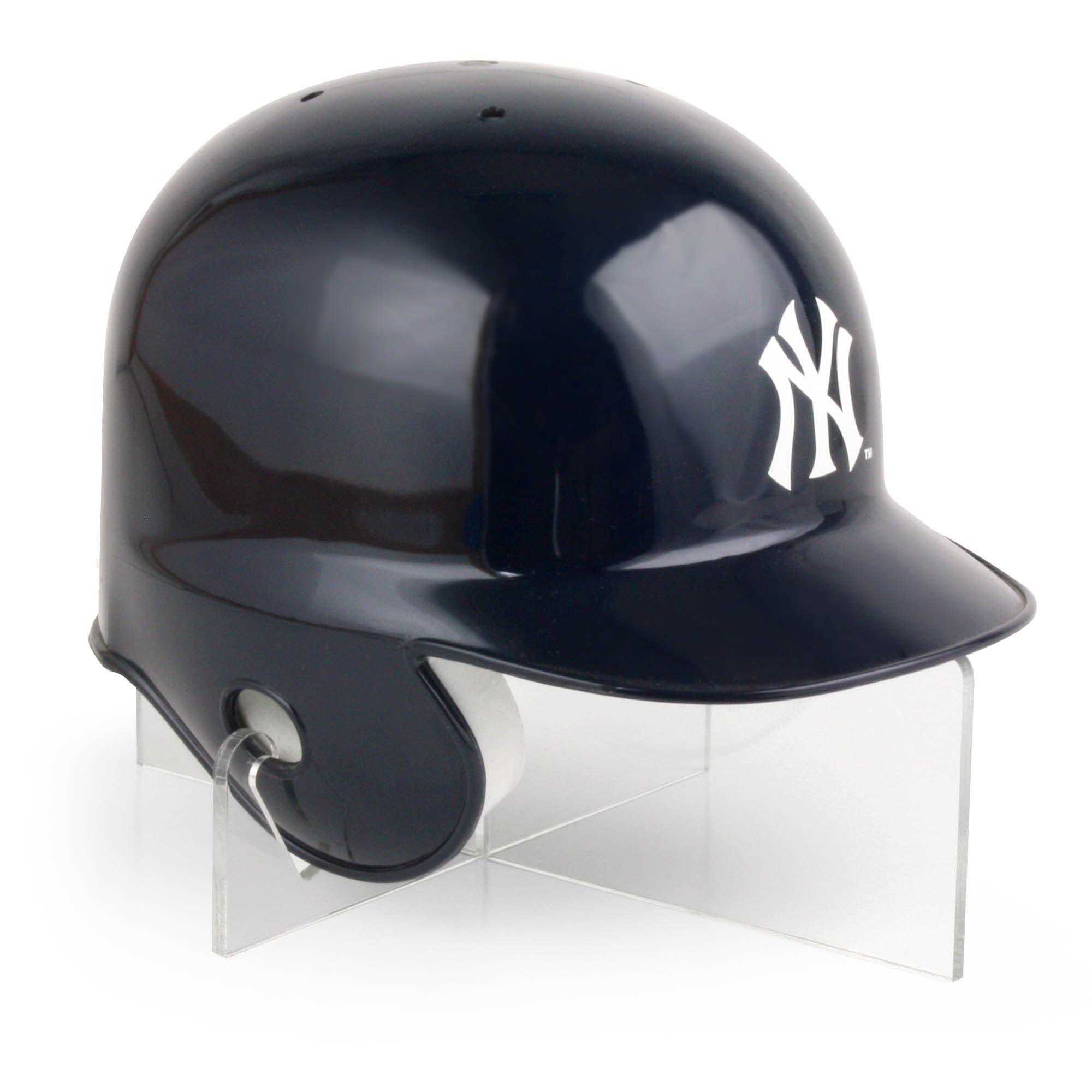 Acrylic Mini Baseball Helmet Display In 2020 Baseball Helmet Helmet Sports Memorabilia Display