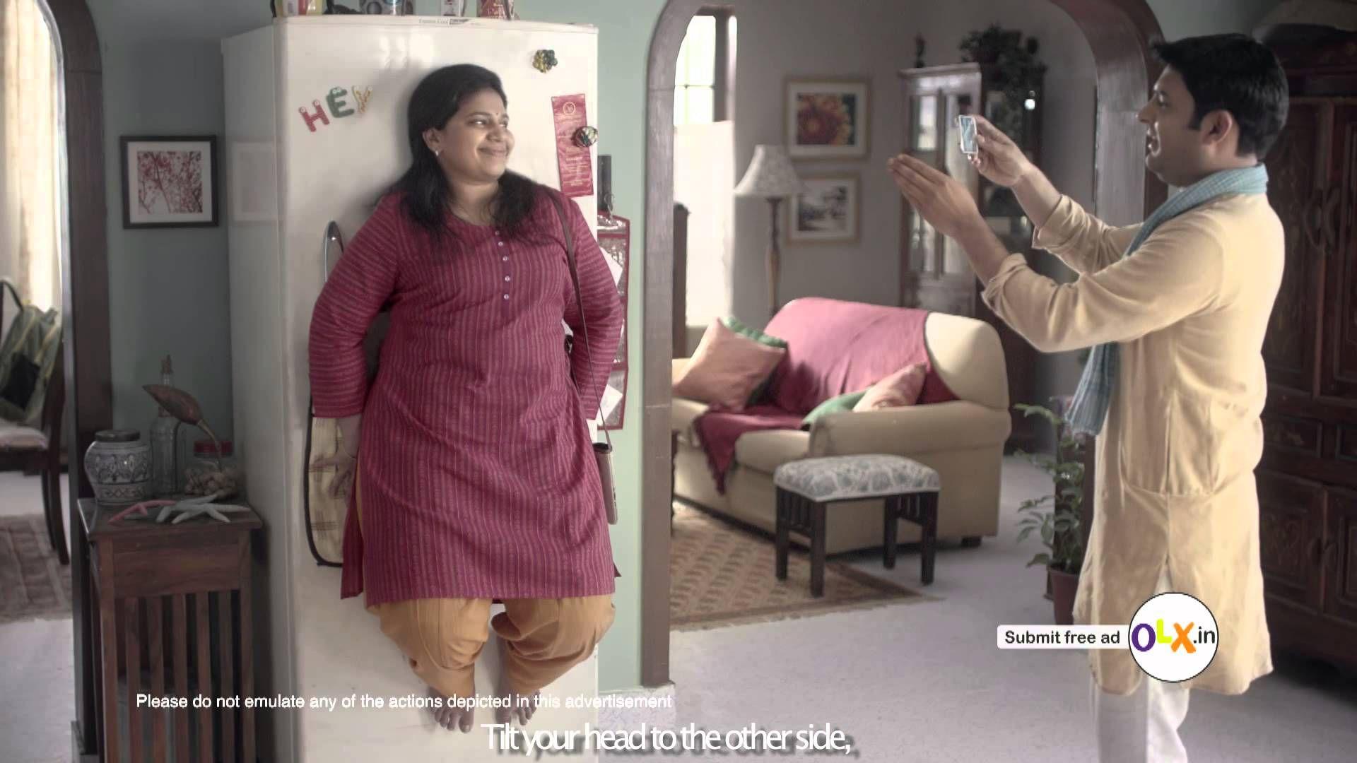No Chipkoing to Your Fridge Kapil Indian Advertising