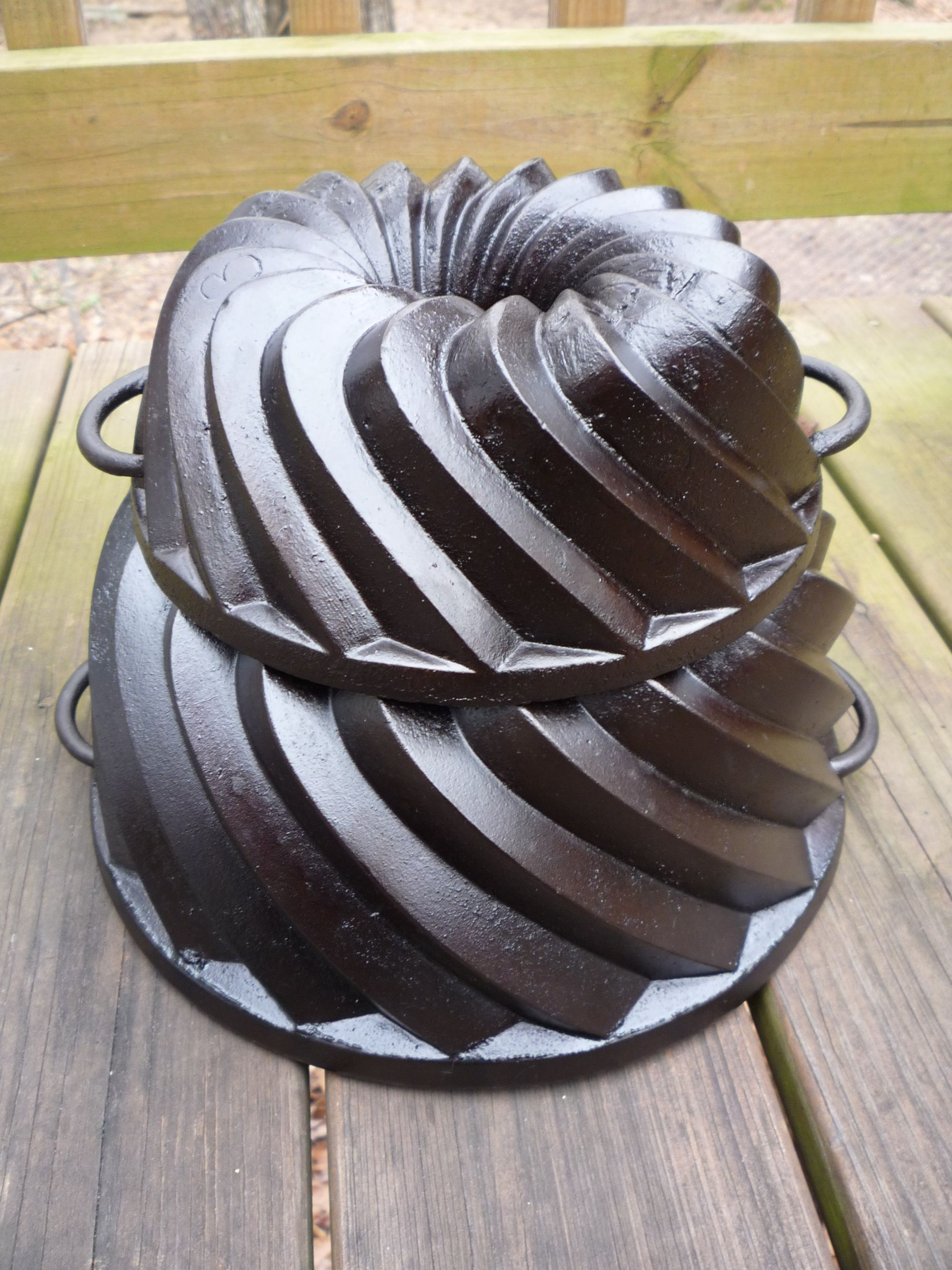 Cast Iron Bundt Pan 16 Amp 4 Cup Cast Iron Stove Cast