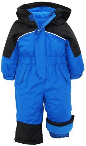 1fdee49b42f5 Amazon.com  iXtreme Little Boys  Snowmobile One Piece Winter ...