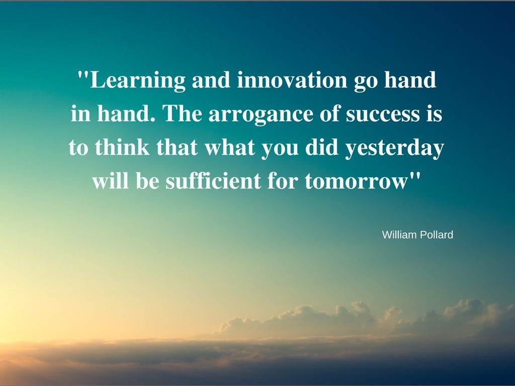 Quotes On Innovation Food For Thought. Teamresults Learning Innovation Quotes