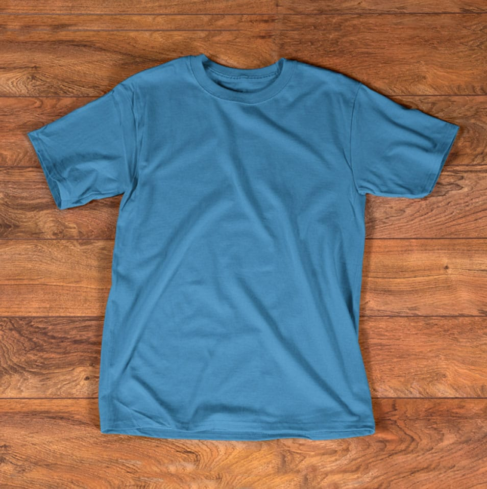 Download T Shirt Turquoise Mockup Template Mockup Template Mockup Free Mockup Templates