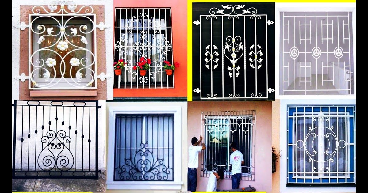 Ideas For Window Grill Design 2019 India In 2020 With Images