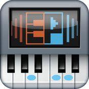 Echo Piano™ Echo Piano is a recordable virtual piano app