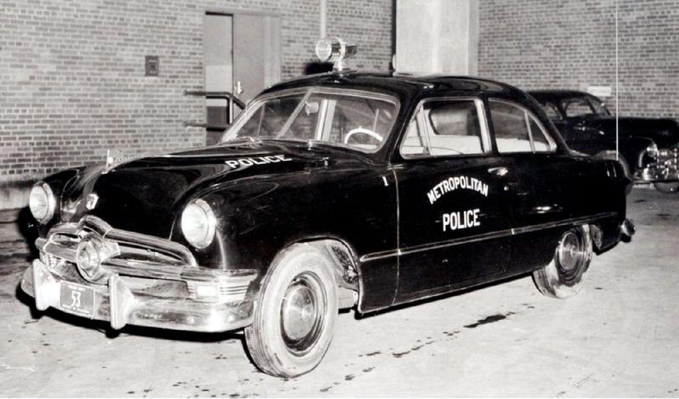 Metropolitan police washington d c 1950 ford cruiser www dcmetropolicecollector cmetropolitan police washington