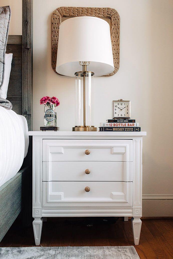 Pin de Stephanie Tizard en Bedroom Pinterest Veladores