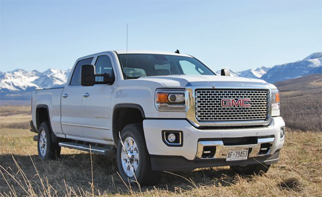 2015 Gmc Sierra Denali Hd Review Gmc Sierra Denali Gmc Trucks