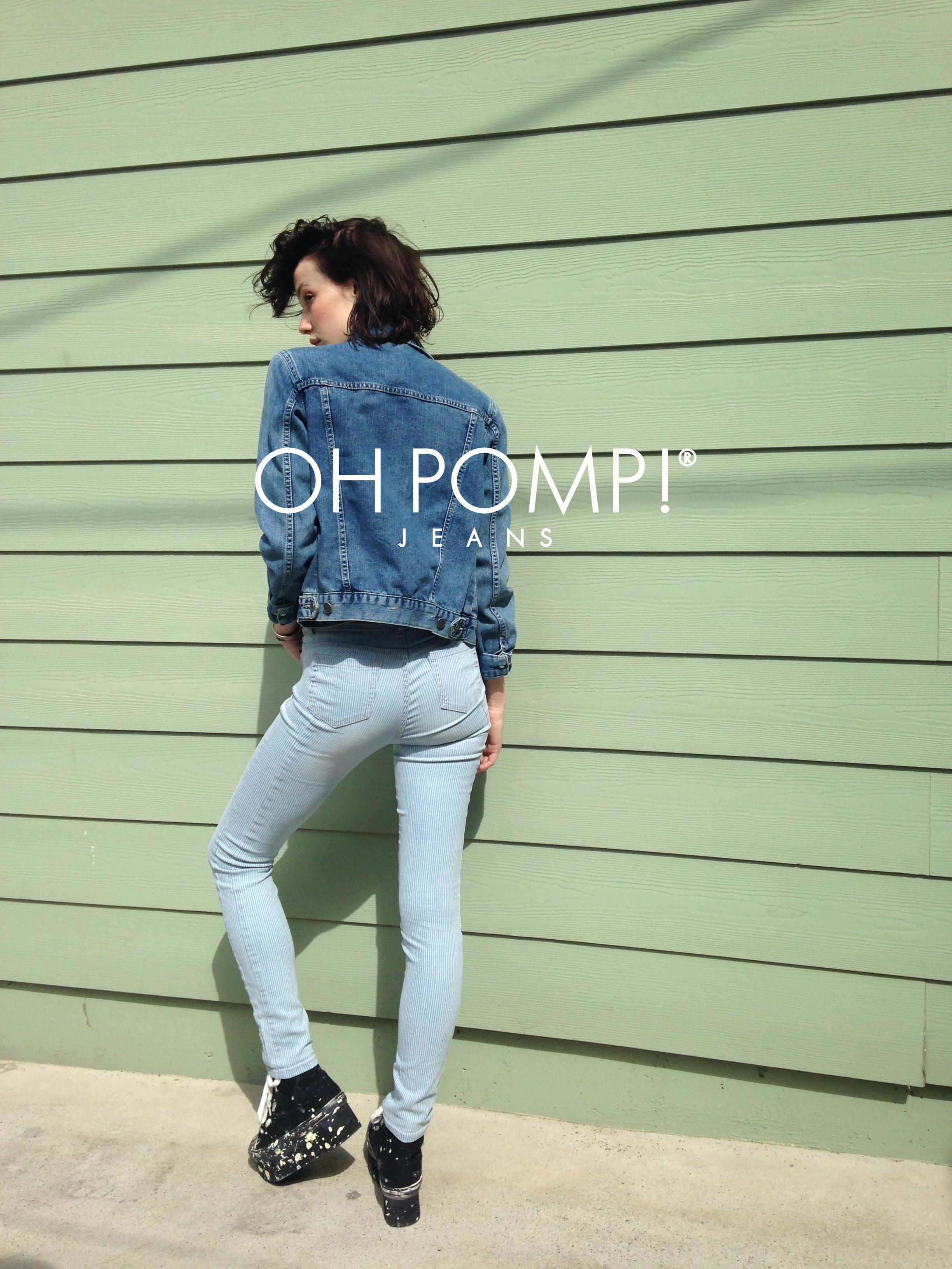 OH POMP!® Jeans Junior