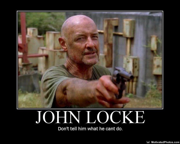 Lost Locke Funny Lost Tv Show Lost Memes John Locke