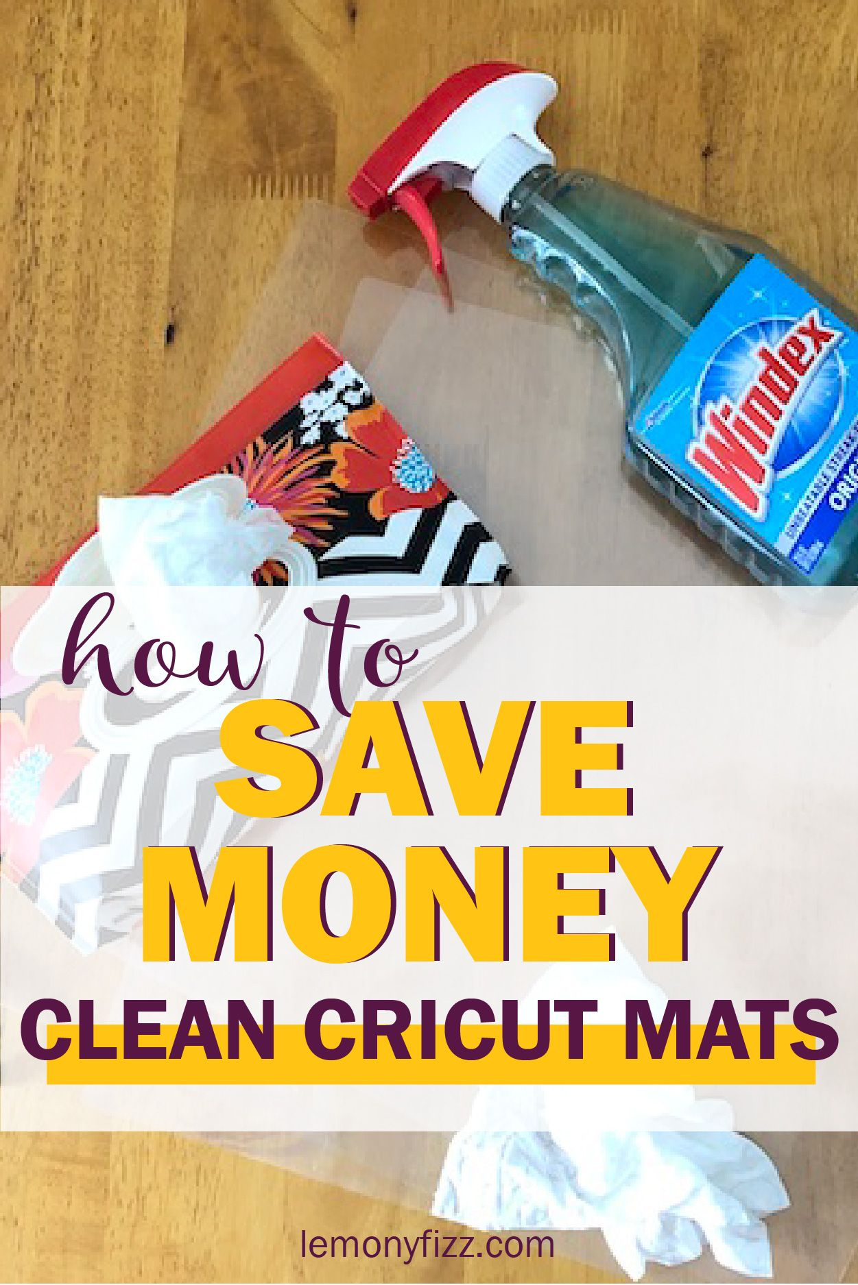 How to clean a cricut mat quick and easy cricut mat