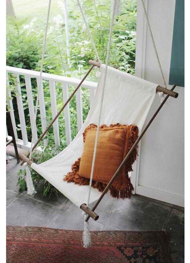 Hammock plantas Pinterest Hamacas, Diseño de muebles y Sillas