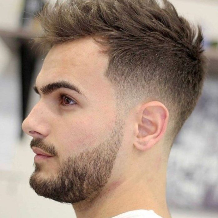 Coupe homme faire un degrade
