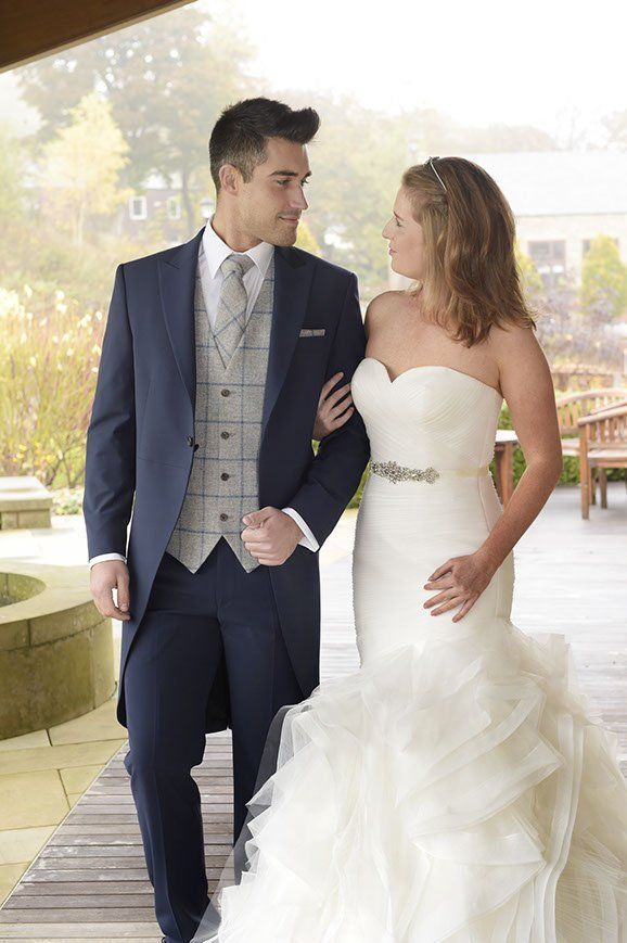 Wedding suit hire - Leigh, Greater Manchester - SG Menswear ...