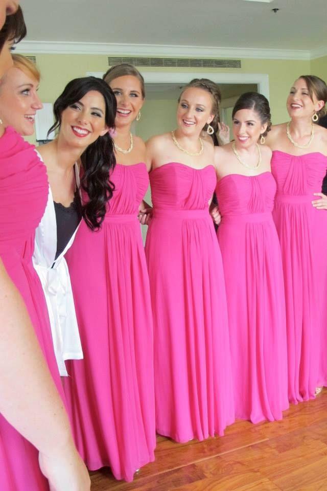 LOVE the color | wedding ideas | Pinterest | Vestidos para damas de ...