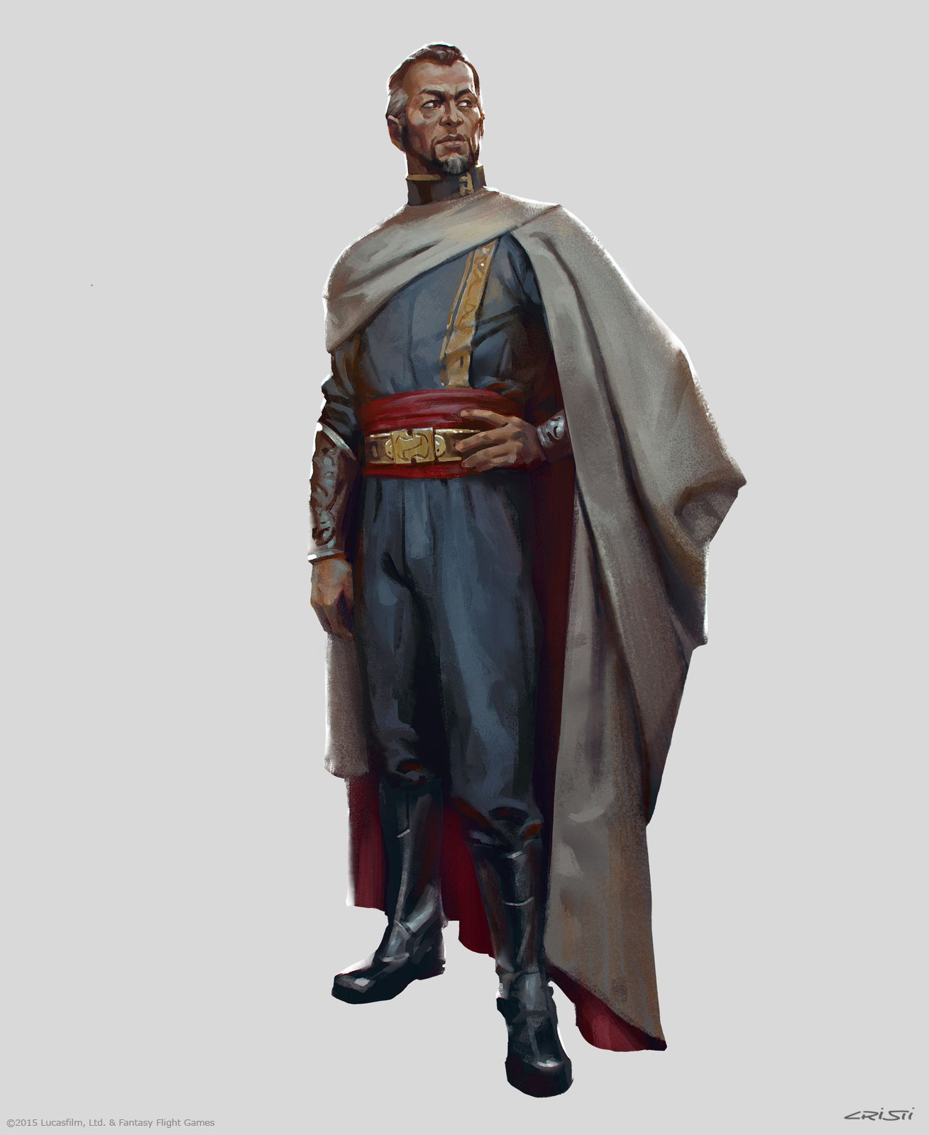 Human Male Magistrate Star Wars Characters And Creatures
