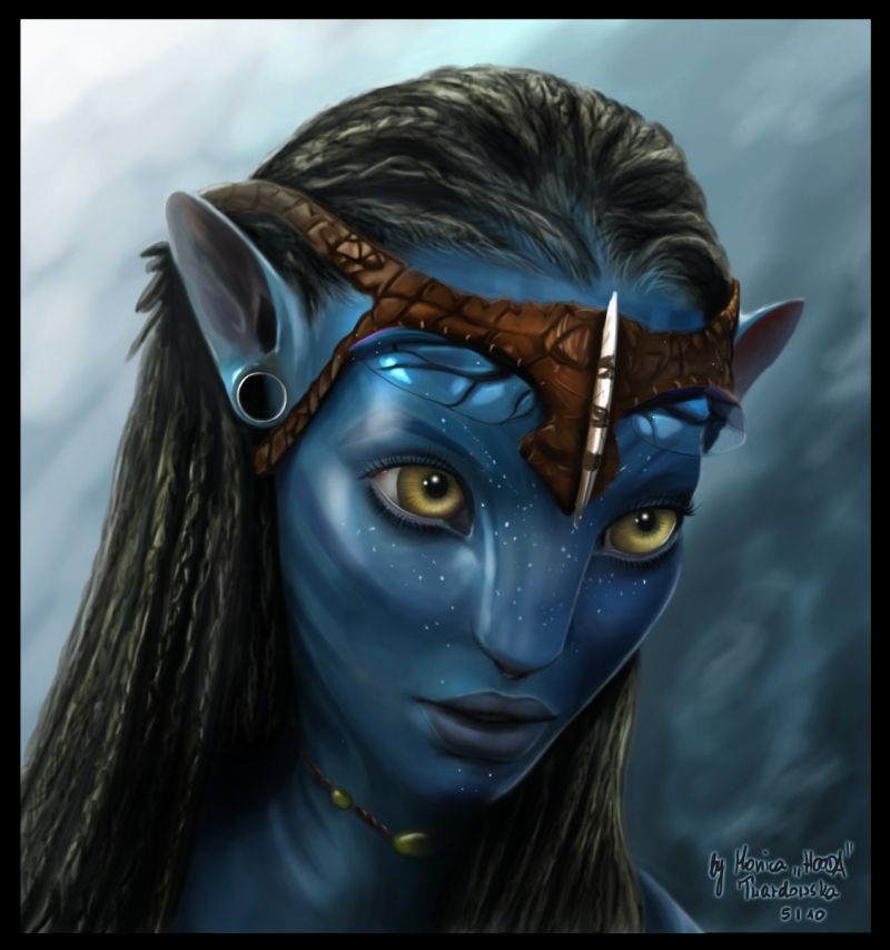 Neytiri Avatar: Aliens In Science Fiction Movies