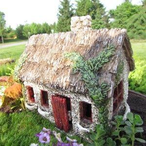 Fairy Garden Miniature House Irish Cottage. SHOP Now $37.99