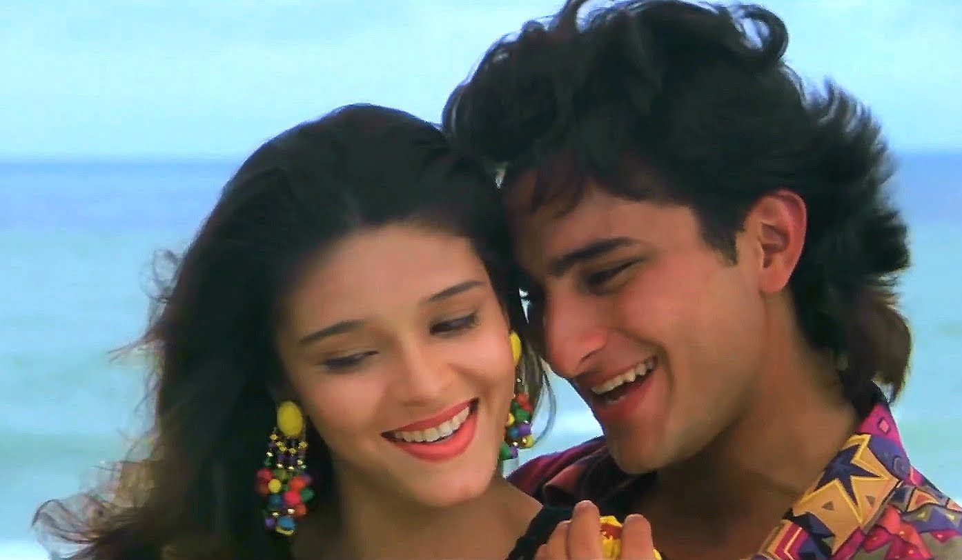 Paas Woh Aane Lage Zara Zara Main Khiladi Tu Anari 1080p Hd V3 Bollywood Celebrities Youtube Saif Ali Khan