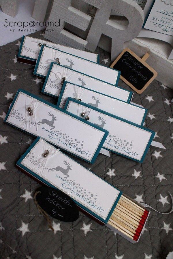 mein Weihnachtsmarkt 2013 | Stampin' Up! mit Kerstin Kreis #weihnachtsmarktideenverkauf
