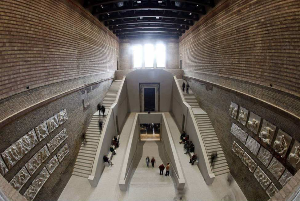 chipperfield staircase - Google Search