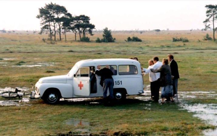 Volvo P210 Duett ambulance