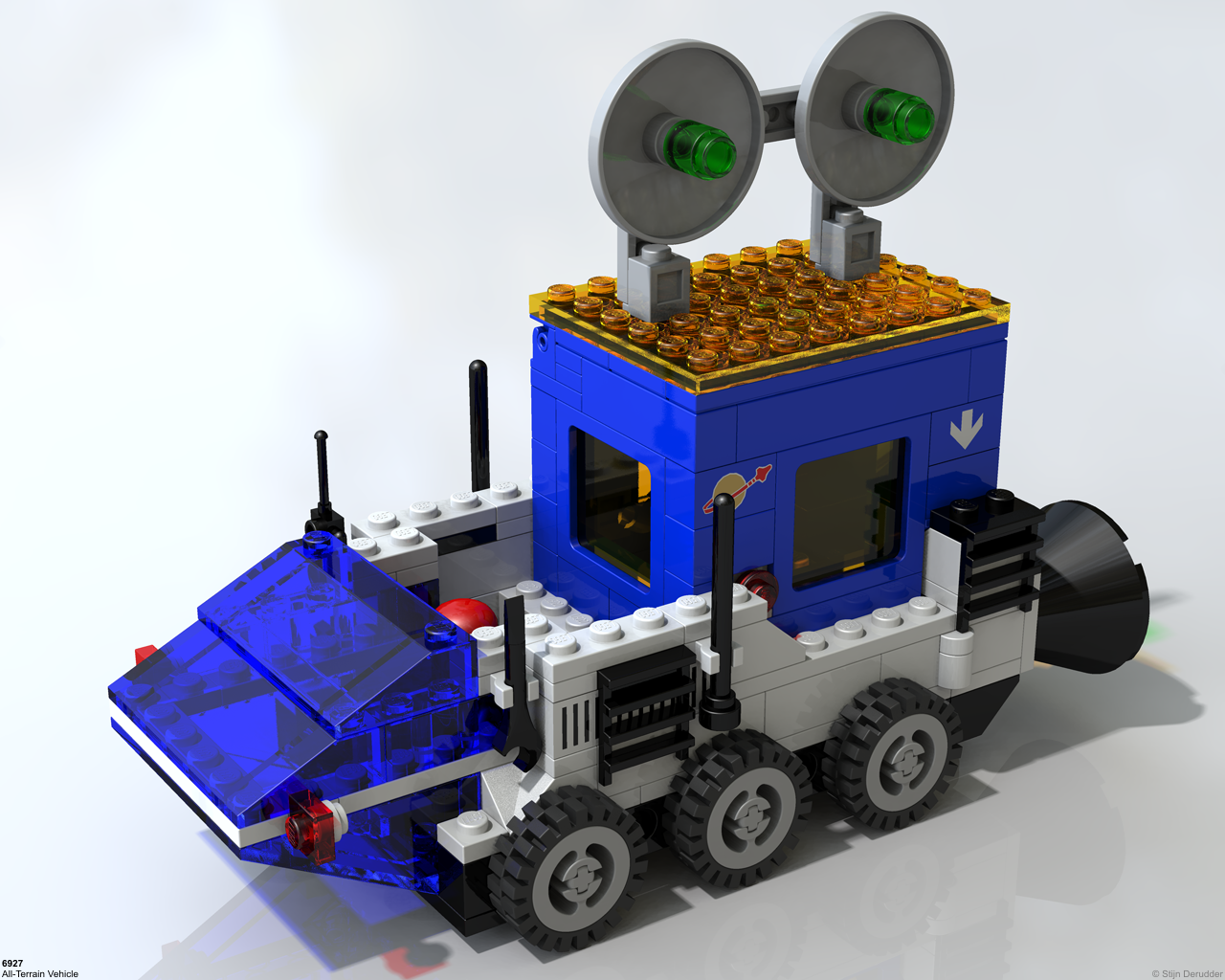 space lego 6927