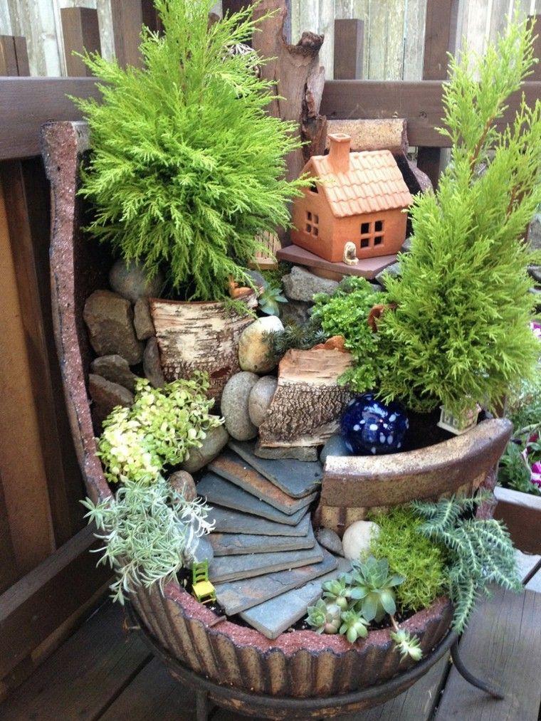 Decoraci n de jardines 25 ideas de accesorios precioso - Ideas originales jardin ...