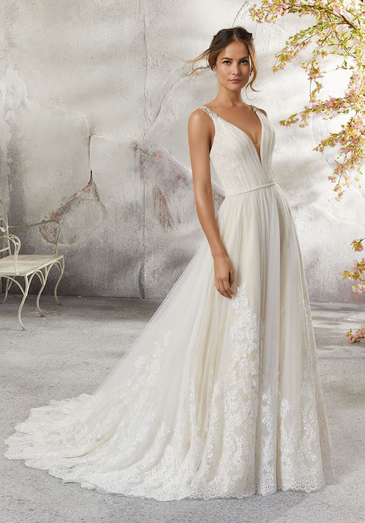 Wedding Dress Inspiration - Morilee By Madeline Gardner | Wedding dress,  Weddings and Wedding