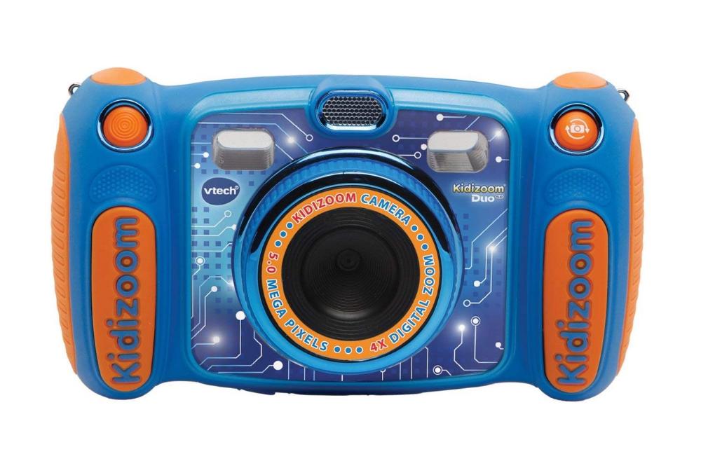 Vtech Toys Australia Kidizoom Duo 5 0 Blue Kids Camera Vtech Best Camera