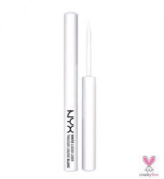 NYX Cosmetics White Liquid Liner