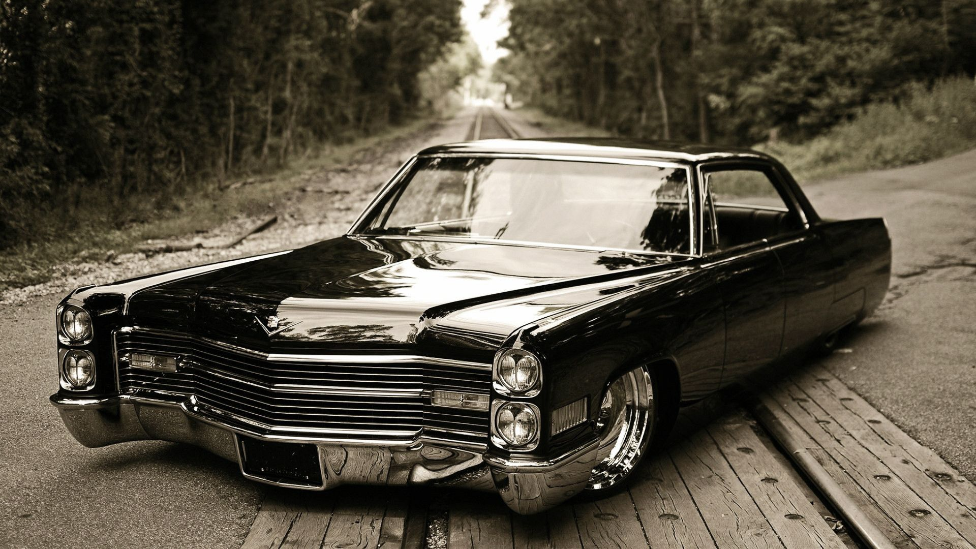 cadillac de ville love these big old cars so slick. Black Bedroom Furniture Sets. Home Design Ideas