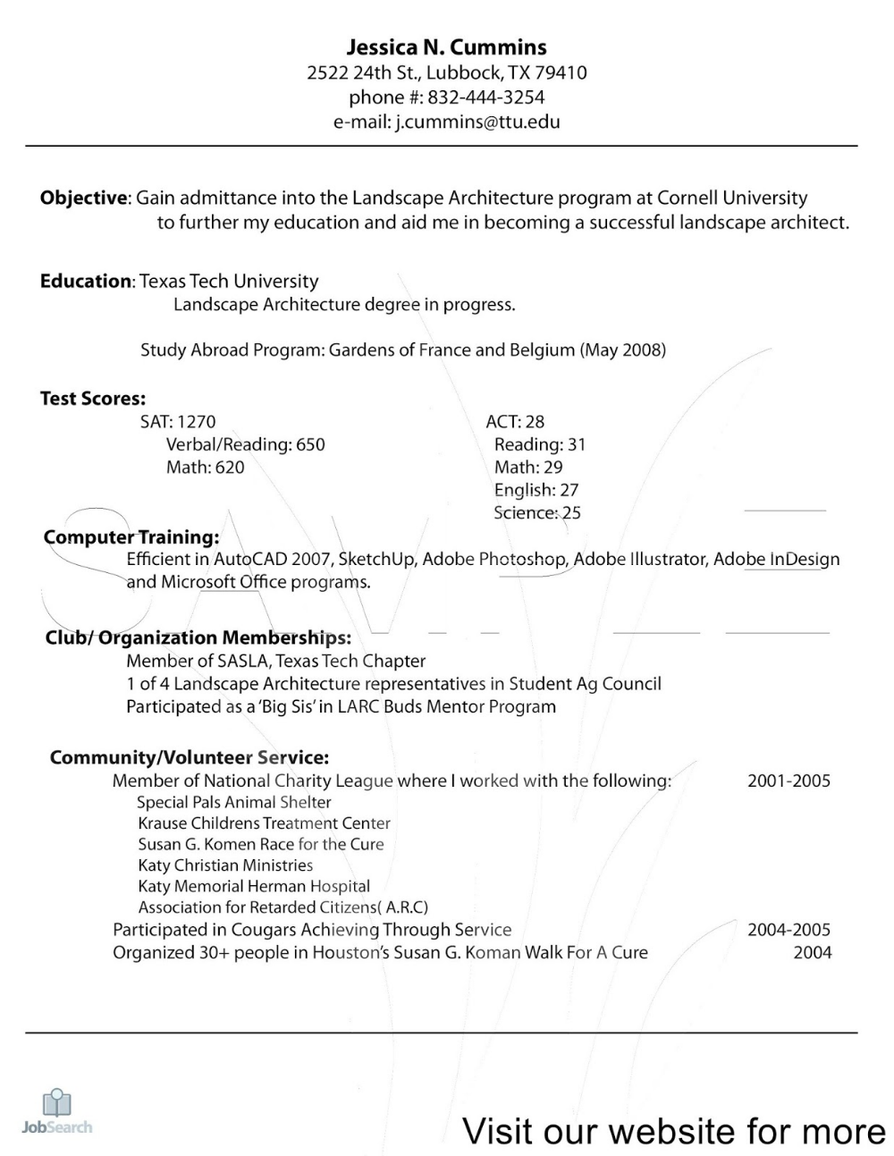 create a resume for high school students templates 2020 in objectives teacher sample with no work experience skills