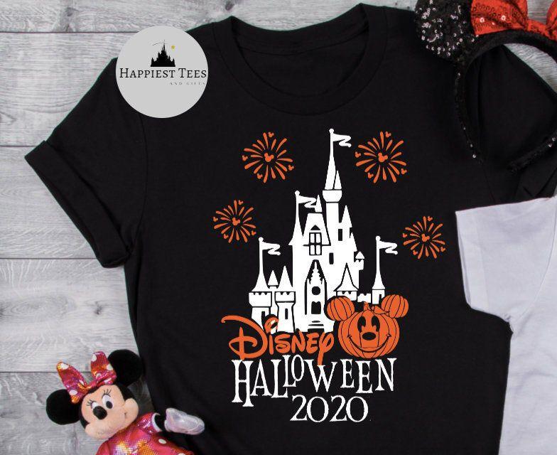 Disney Halloween Shirts 2020 Disney 2020 Halloween Shirts Mickey Halloween Shirt Not So | Etsy