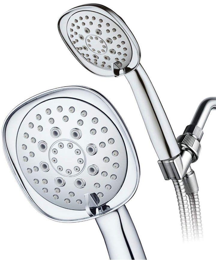 Aquadance 6 Setting High Pressure Hand Shower Reviews Bathroom Accessories Bed Bath Macy S Hand Shower High Pressure Lipstick Shop