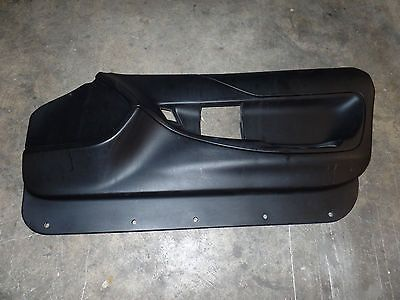 1996 Corvette Door Panel Black Right Gm 10278984 Nice 1996 Corvette Sling Back Sling Backs