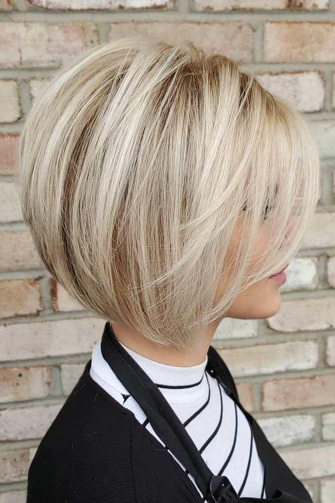 45 Beeindruckende kurze Bob-Frisuren zum Ausprobieren – C's hairstyles – Nagel