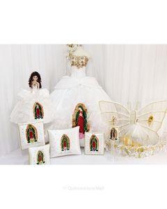 0c5e71b68cc Virgen de Guadalupe Theme Special Quinceanera Package Set3D
