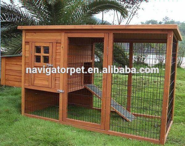 Imagen relacionada dise os de casas para gallinas y gallos - Casas para gallinas ...