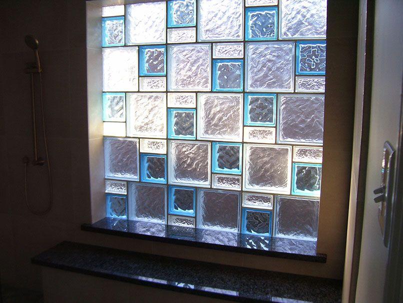 Colored Glass Block Windows Glass Block Windows Glass Block