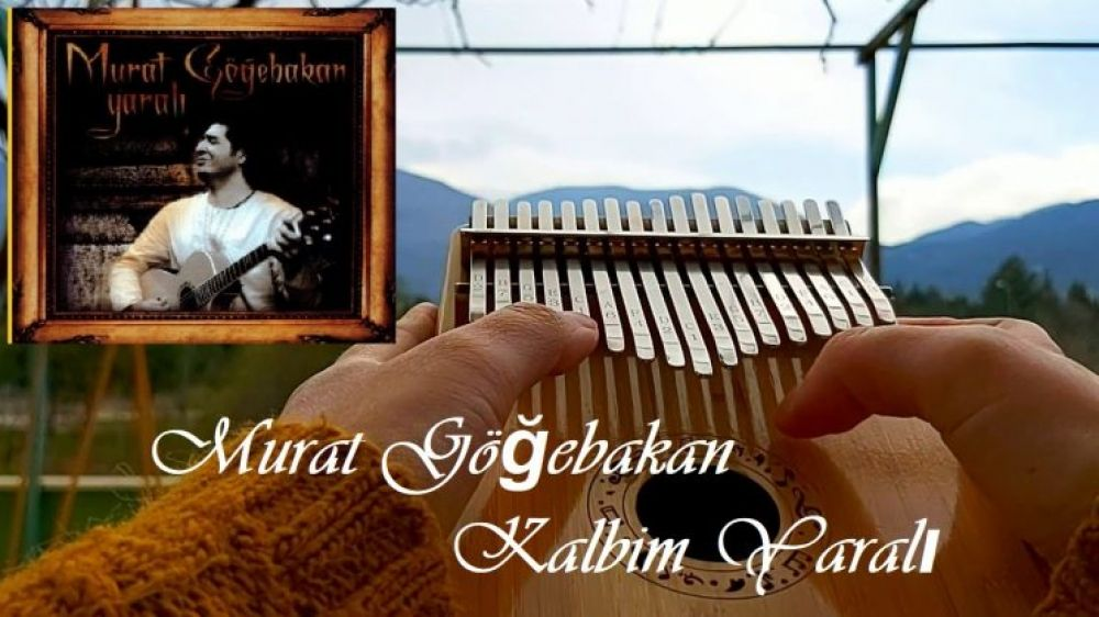 Like And Share If You Like This Murat Gogebakan Kalbim Yarali Kalimba Tabs Tag A Friend Who Would Love To Play This Kalimba Tabs Tutoria Tutorial Tab Let It Be
