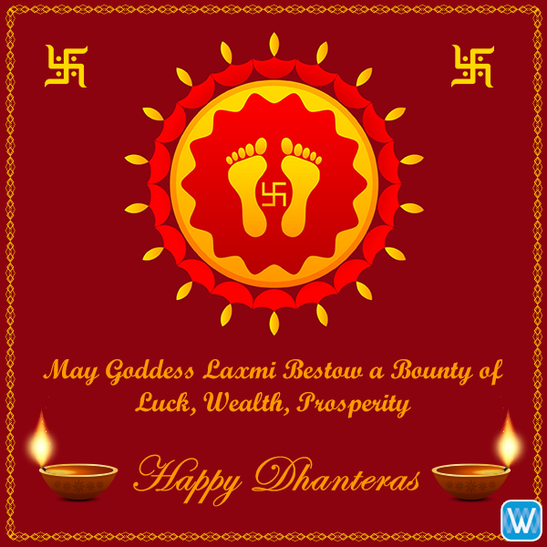 Dhanteras Or Dhana Trayodashi Marks The Beginning Of The